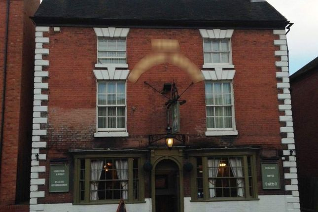 Thumbnail Hotel/guest house for sale in Warwick CV34, UK