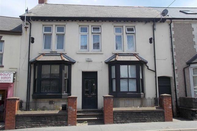 Thumbnail Flat to rent in Ceridwen Terrace, Pontypridd