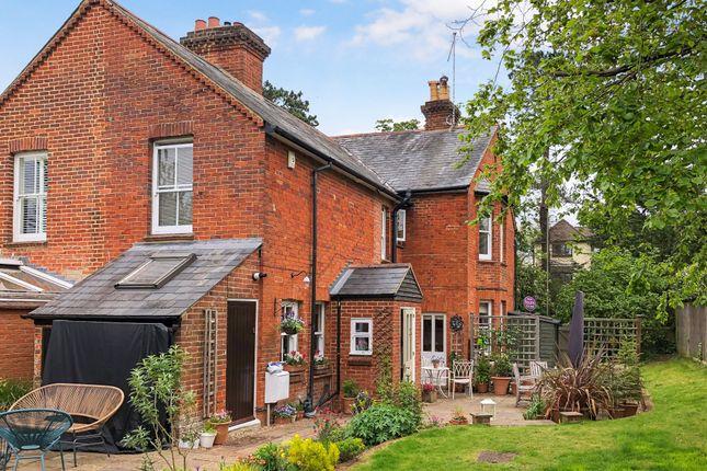 Thumbnail Semi-detached house for sale in Firgrove Hill, Farnham, Surrey