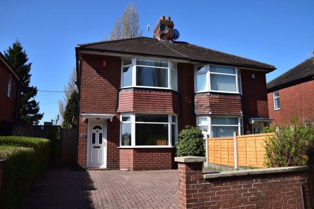 2 bed semi-detached house for sale in Trentham Road, Dresden, Stoke-On-Trent