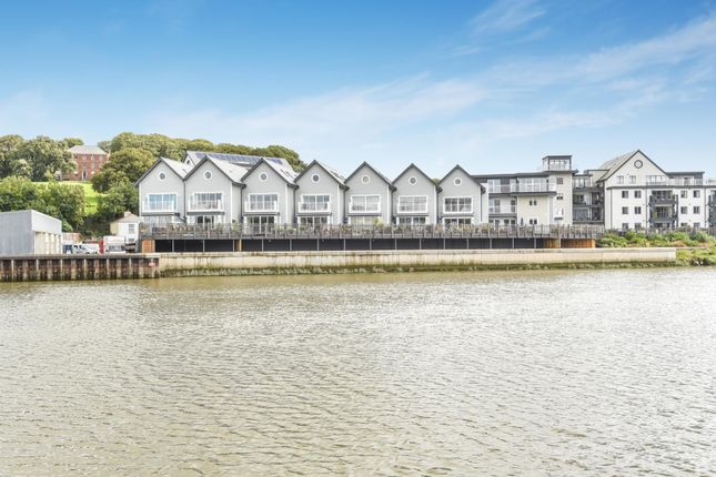 Thumbnail Terraced house for sale in Bradfords Quay, Wadebridge, Cornwall
