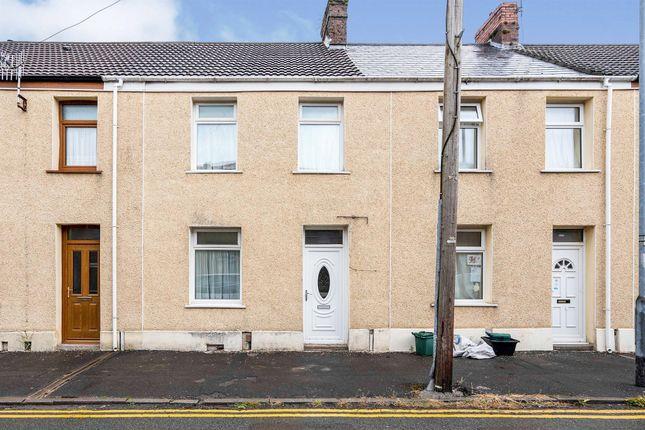 3 bed terraced house for sale in Osborne Street, Neath SA11