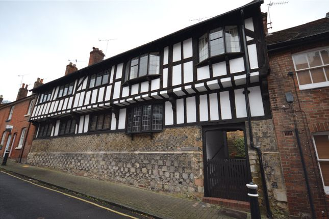 Thumbnail Flat to rent in Tudor House, St. Johns Street, Winchester, Hampshire