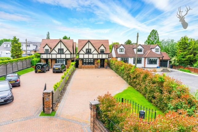 Thumbnail Property for sale in Oak Hill Road, Stapleford Abbotts, Romford