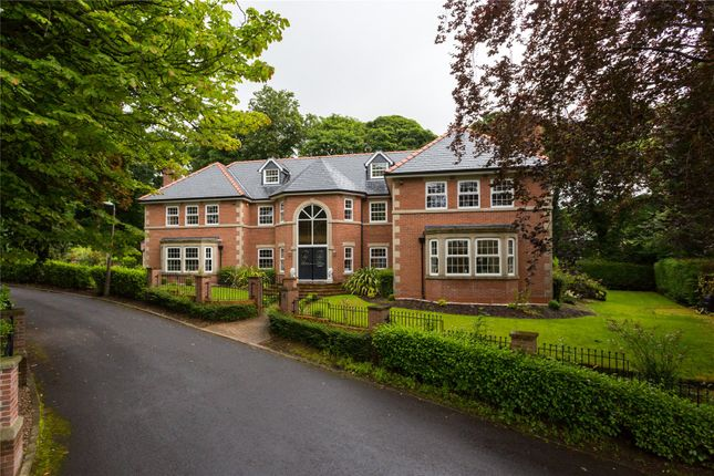 Thumbnail Detached house for sale in Knowsley Grange, Bolton