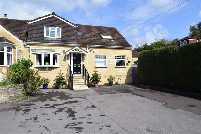Thumbnail Semi-detached bungalow for sale in Box Road, Bath