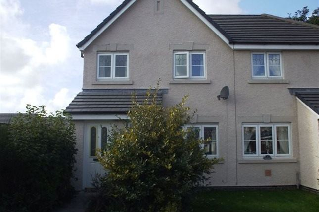 Thumbnail Semi-detached house to rent in 34 Monument Way, Lund Farm, Ulverston
