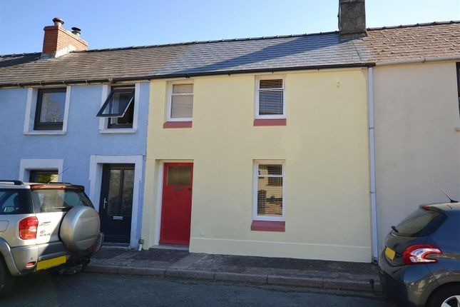 2 bed terraced house for sale in Smyth Street, Fishguard SA65