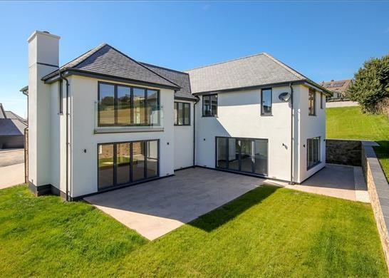 Thumbnail Detached house for sale in Trenemans, Thurlestone, Devon