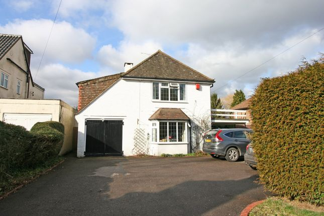 Thumbnail Detached house to rent in Worthing Road, Horsham, West Sussex