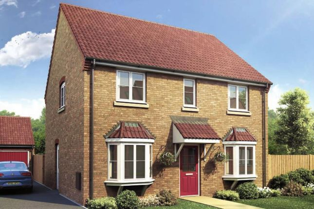 Thumbnail Detached house for sale in Falcon Way, Bourne