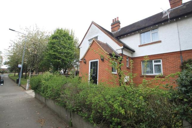 Thumbnail Semi-detached house to rent in Nacton Road, Ipswich, Suffolk