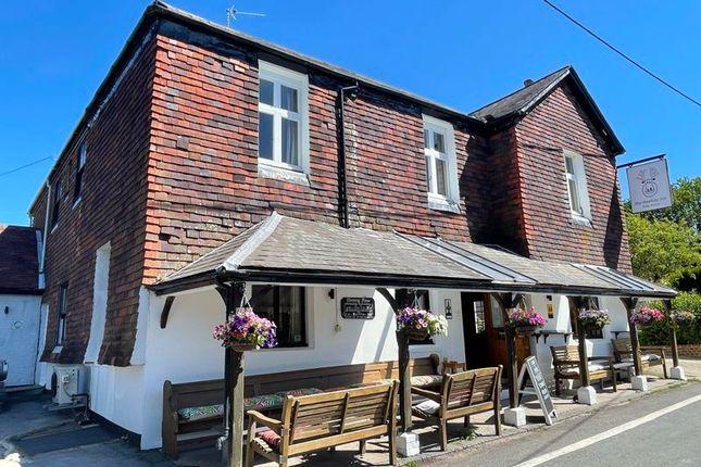 Thumbnail Pub/bar for sale in Pococks Lane, Hawkley, Liss