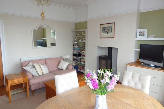 Sitting Room of Church Park, Mumbles, Swansea SA3