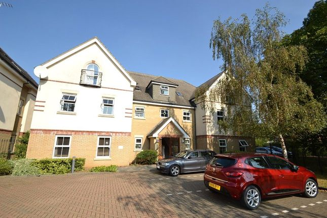2 bed flat for sale in Comerford Way, Winslow, Buckingham MK18