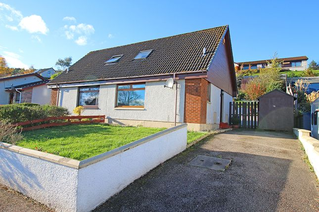 Thumbnail Semi-detached house for sale in Scorguie Drive, Inverness