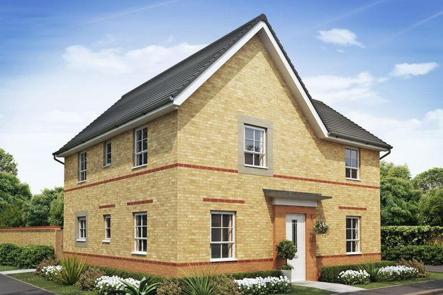 "Thumbnail Detached house for sale in ""Alderney"" at Llantarnam Road, Llantarnam, Cwmbran"