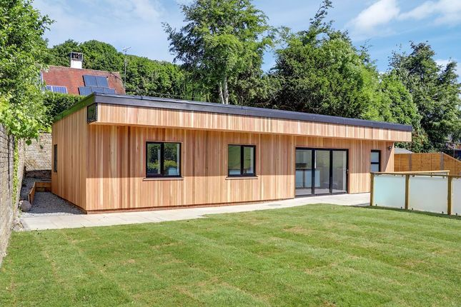 Thumbnail Detached bungalow for sale in Alkham Valley Road, Alkham, Dover