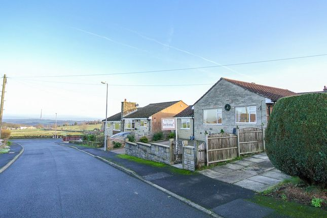 Thumbnail Detached bungalow for sale in Moor Top Avenue, Thurstonland, Huddersfield