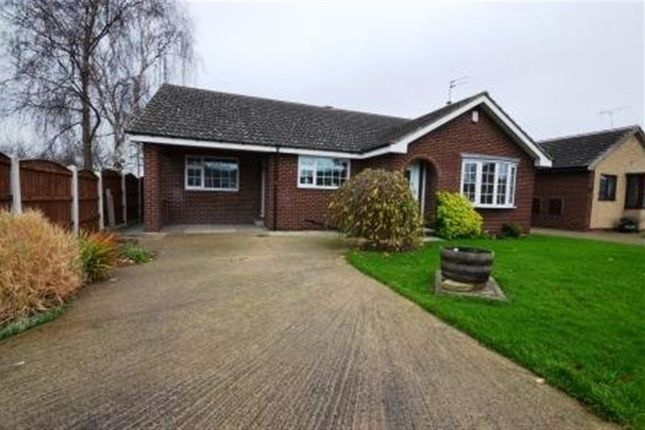 Thumbnail Bungalow to rent in Gleneagles Road, Featherstone, Pontefract