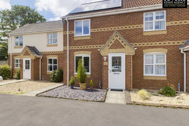 Thumbnail Terraced house for sale in Sawmill Lane, Wragby, Market Rasen