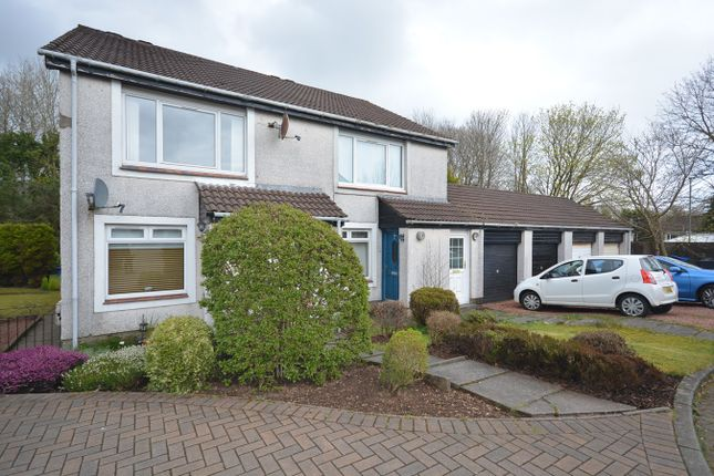 Thumbnail Flat for sale in Avon Court, Bourtreehill North, Irvine