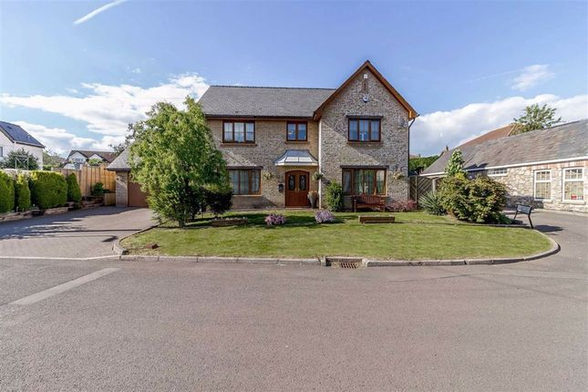 Thumbnail Detached house for sale in West End, Magor, Caldicot, Monmouthshire