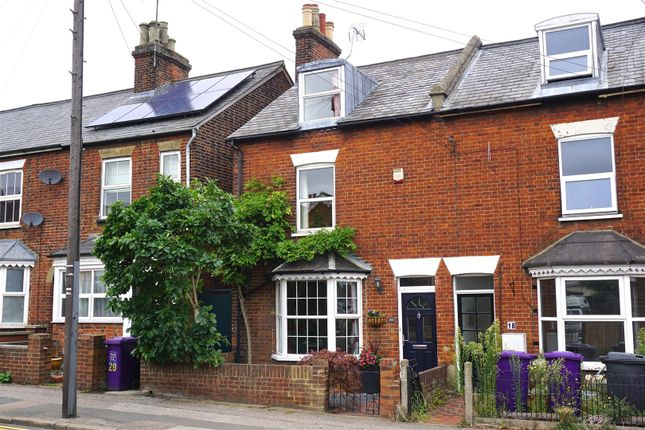 Thumbnail End terrace house for sale in Fishponds Road, Hitchin