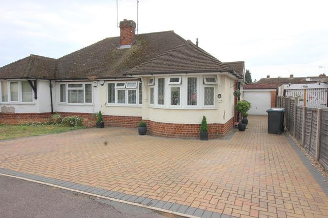 Thumbnail Bungalow for sale in Hathaway Close, Luton, Bedfordshire
