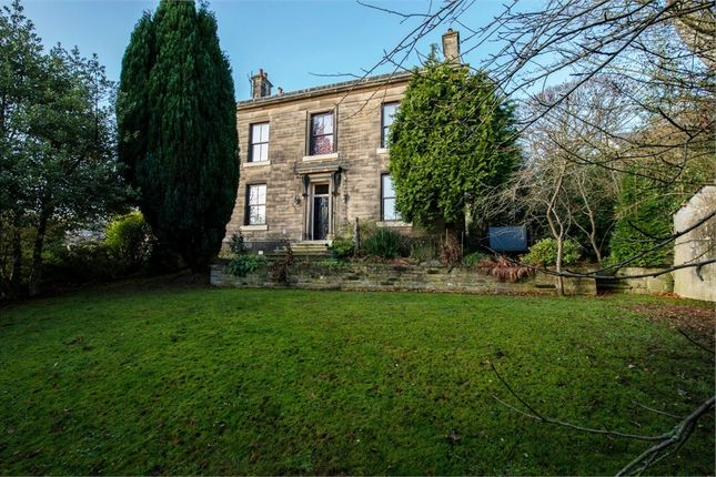 Thumbnail Detached house for sale in Wedneshough Green, Hollingworth, Hyde, Greater Manchester