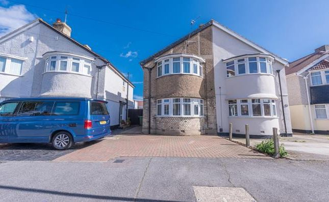 Thumbnail Semi-detached house to rent in Brixham Road, Welling, Kent