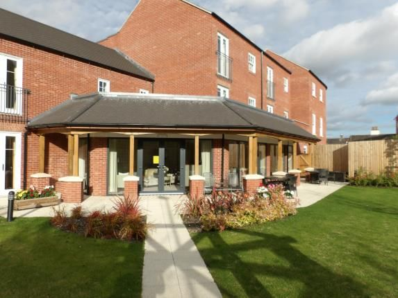 Thumbnail Flat for sale in Bainbridge Court, Kilwardby Street, Ashby-De-La-Zouch