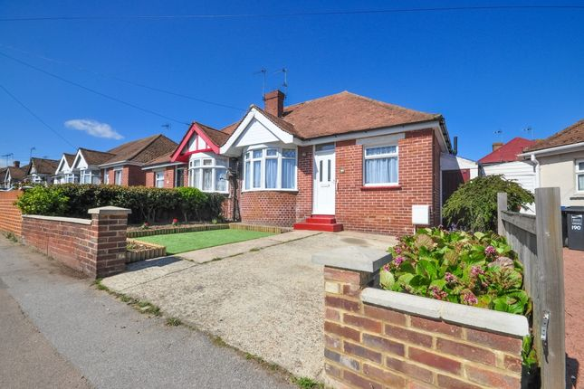 Thumbnail Semi-detached bungalow to rent in Newington Road, Ramsgate