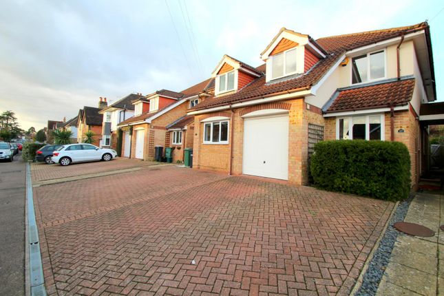 Thumbnail Semi-detached house to rent in South Albert Road, Reigate