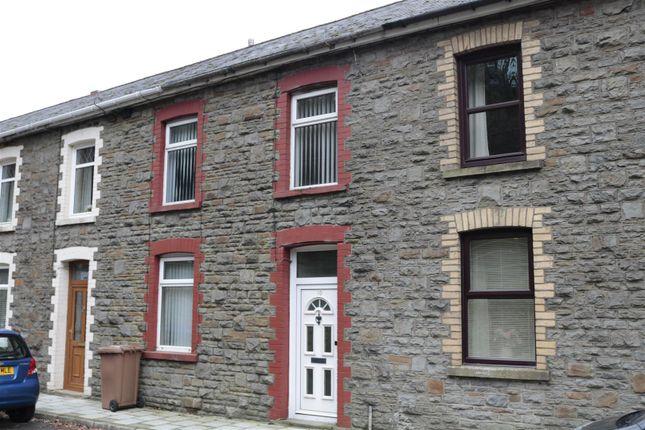 Thumbnail Terraced house for sale in Herbert Street, Crumlin, Newport