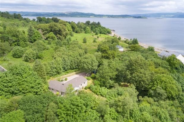 Thumbnail Detached bungalow for sale in Inverneill, Ardrishaig, Lochgilphead, Argyll And Bute