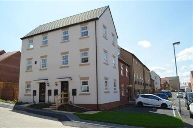 Thumbnail Town house to rent in Barford Gardens, Ackworth, Pontefract