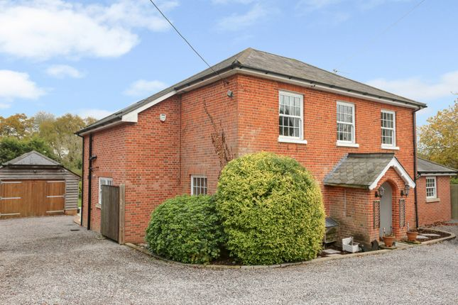 Thumbnail Detached house for sale in Winchester Road, Fair Oak, Eastleigh