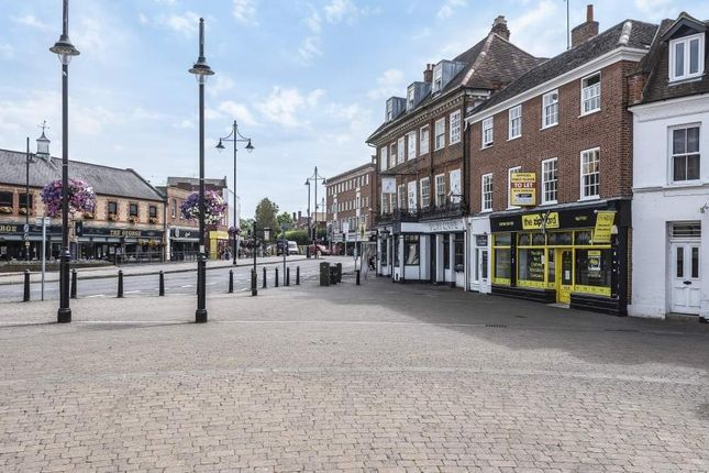 Thumbnail Retail premises to let in 9 To 11 High Street, Staines - Upon - Thames