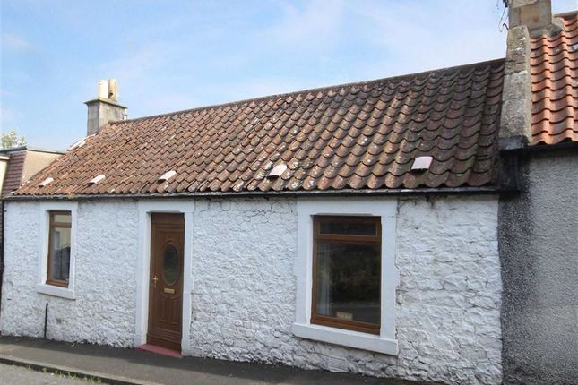Thumbnail Terraced bungalow for sale in 16, Hillhead Street, Lundin Links, Fife