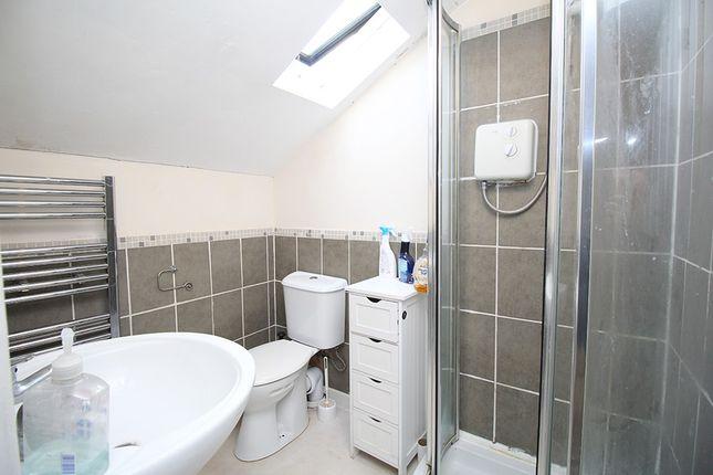 Second Washroom of Limehurst Avenue, Loughborough LE11