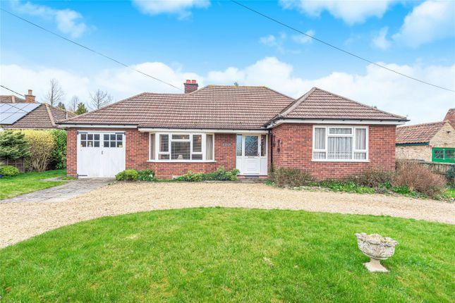 Thumbnail Detached bungalow for sale in Top End, Renhold, Bedford