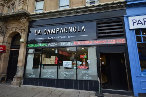 Thumbnail Restaurant/cafe for sale in Drumsheugh Place, Edinburgh