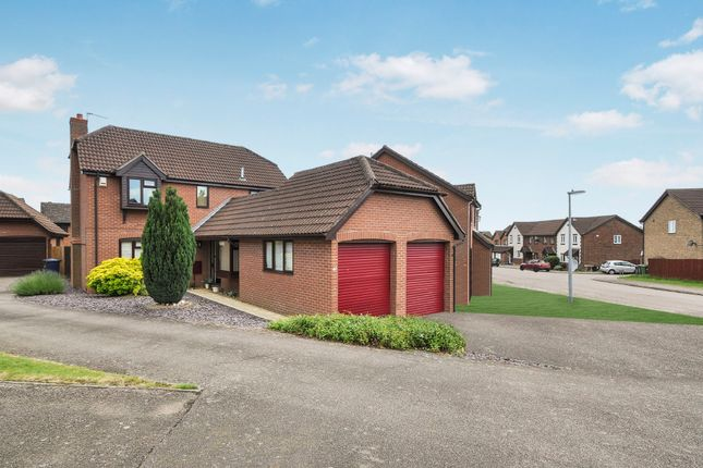 Thumbnail Detached house for sale in Eagle Way, Hartford, Huntingdon