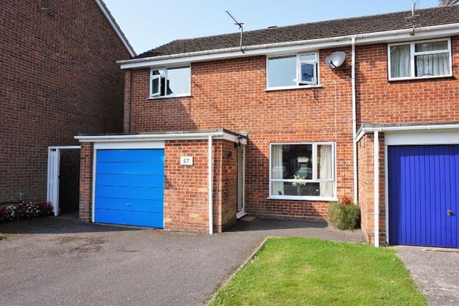 Thumbnail Semi-detached house to rent in Lincoln Park, Amersham
