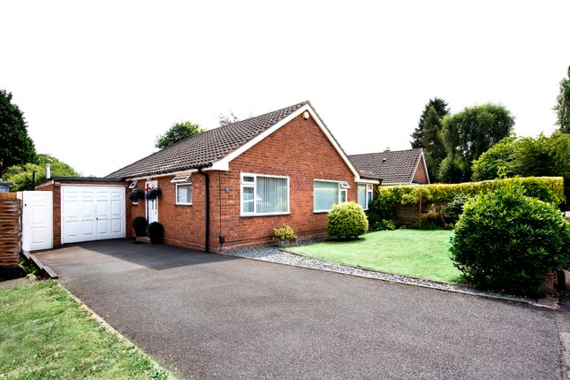 Thumbnail Detached bungalow for sale in Evelyn Croft, Boldmere, Sutton Coldfield