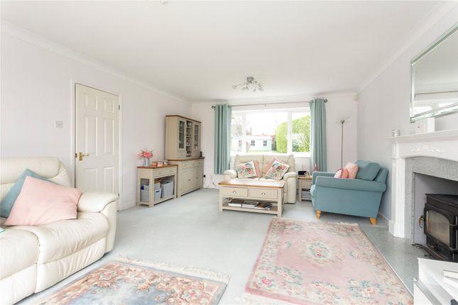 Sitting Room of Queensfield, Dummer, Basingstoke, Hampshire RG25