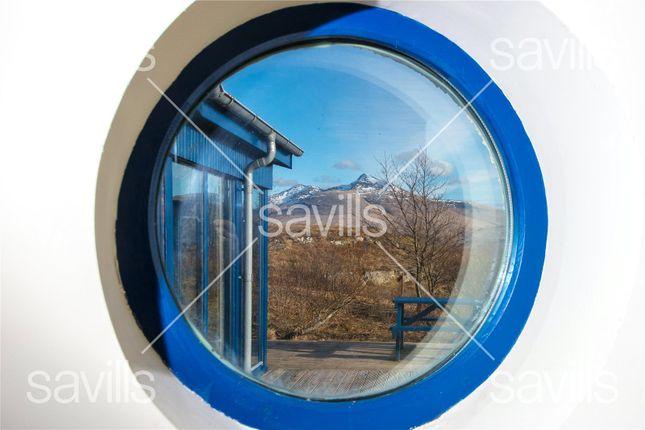 Window of Torr Buan House, Ulva Ferry, Isle Of Mull PA73