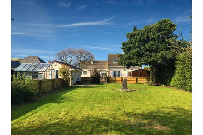 Thumbnail Detached house for sale in Sealand Road, Deeside
