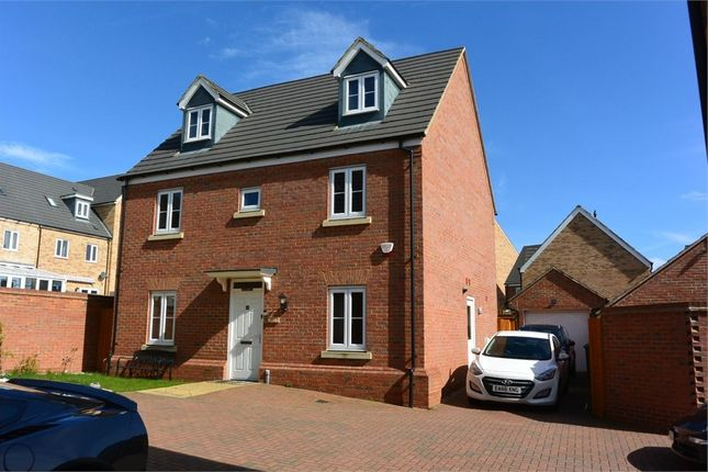 Thumbnail Detached house to rent in Charisse Gardens, Oxley Park, Milton Keynes, Buckinghamshire